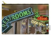 Fresh Restrooms Carry-all Pouch