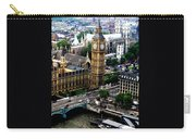 From The Eye Big Ben Carry-all Pouch