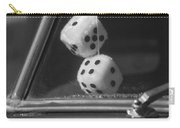 Fuzzy Dice Carry-all Pouch