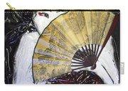 Geisha Girl Carry-all Pouch