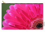 Gerbera Daisy Named Raspberry Picobello Carry-all Pouch