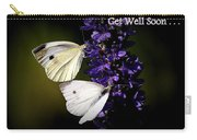 Get Well Soon Carry-all Pouch