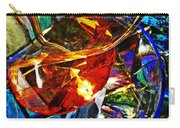 Glass Abstract 691 Carry-all Pouch
