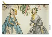 Godey's Lady's Book, 1842 Carry-all Pouch