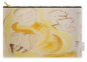 Golden Maiden Carry-all Pouch