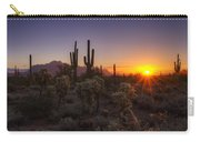 Good Morning Arizona  Carry-all Pouch