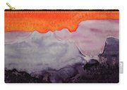 Grand Canyon Original Painting Carry-all Pouch