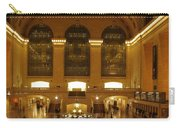 Grand Central Station Carry-all Pouch by Dan Sproul