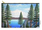 Granite Boulders Lake Tahoe Carry-all Pouch