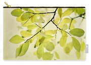 Green Foliage Series Carry-all Pouch