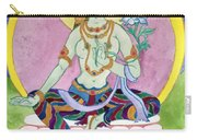 Green Tara 13 Carry-all Pouch