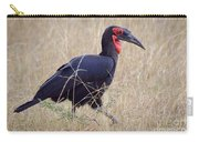 Ground Hornbill Carry-all Pouch