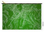 Guatemala Street Map - Guatemala City Guatemala Road Map Art On  Carry-all Pouch