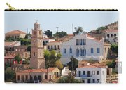 Halki Island Greece Carry-all Pouch