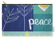Hanukkah Peace Carry-all Pouch