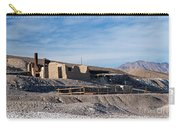Harmony Borax Works Death Valley National Park Carry-all Pouch