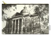 Hays County Courthouse Carry-all Pouch