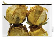 Heap Of Wilted Roses Carry-all Pouch