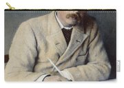 Herbert George Wells (1866-1946) Carry-all Pouch