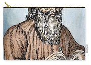 Hippocrates (c460-c377 B.c.) Carry-all Pouch