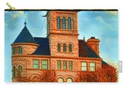 Historic City Hall Springfield  Mo Carry-all Pouch