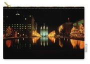 Historic Temple And Square In Salt Lake Carry-all Pouch