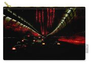 Holland Tunnel Lights Carry-all Pouch