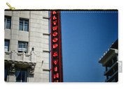 Hollywood Boulevard Carry-all Pouch