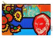 Homage To Vincent Van Gogh Carry-all Pouch