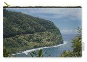 Honomanu - Highway To Heaven - Road To Hana Maui Hawaii Carry-all Pouch