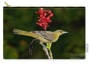 Hooded Oriole Juvenile Carry-all Pouch