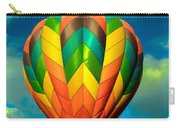 Hot Air Balloon Carry-all Pouch by Robert Bales