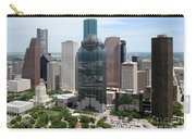 Houston Skyline Carry-all Pouch