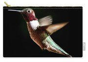Hummingbird Male Anna Carry-all Pouch