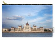 Hungarian Parliament Building In Budapest Carry-all Pouch
