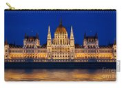 Hungarian Parliament In Budapest Carry-all Pouch