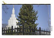 Idaho Falls Temple Carry-all Pouch
