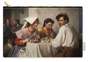 In A Roman Osteria Carry-all Pouch