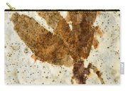 Insect Fossil Carry-all Pouch