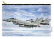 Italian Air Force F-2000 Typhoon Carry-all Pouch