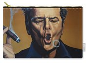 Jack Nicholson Painting Carry-all Pouch