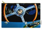 Jaguar Steering Wheel Carry-all Pouch