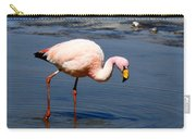 James Or Puna Flamingo Carry-all Pouch