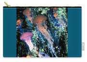 Jellyfish Forest Carry-all Pouch