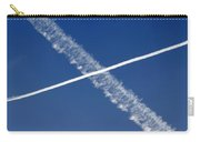 Jet Trails Carry-all Pouch