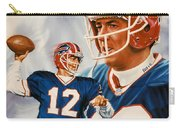 Jim Kelly Carry-all Pouch
