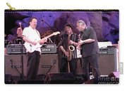 Guitarists Jimmie Vaughan And Duke Robbilard Carry-all Pouch