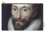 John Donne (1572-1631) Carry-all Pouch