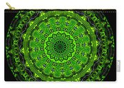 Kaleidoscope Of Glowing Circuit Board Carry-all Pouch