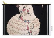 Karsavina Carry-all Pouch by Georges Barbier